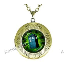 Sekretnik TARDIS DR WHO Biżuteria i Zegarki