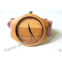 Bambusowy zegarek TOPAZ z kolekcji JEWELS (KLEJNOTY)