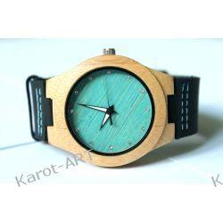 Damski drewniany zegarek HIT NA LATO!