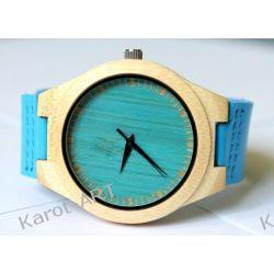 NOWOŚĆ na lato! Drewniany awangardowy zegarek BAMBUS