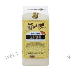 Bob's Red Mill, Whole Grain Oat Flour, 22 oz (623 g)