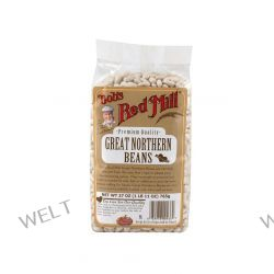 Bob's Red Mill, Great Northern Beans, 27 oz (765 g)