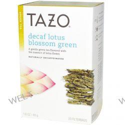 Tazo Teas, Decaf Lotus Blossom Green Tea, 20 Filterbags, 1.6 oz (48 g)