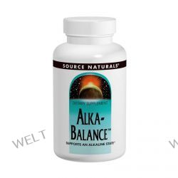 Source Naturals, Alka-Balance, 120 Tablets