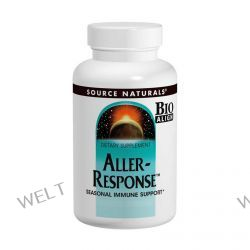 Source Naturals, Aller-Response, 90 Tablets