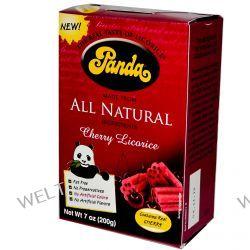 Panda Licorice, All Natural Cherry Licorice, 7 oz (200 g)