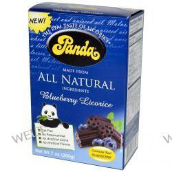 Panda Licorice, All Natural Blueberry Licorice, 7 oz (200 g)