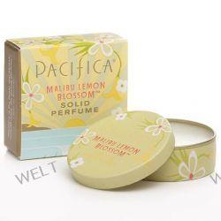 Pacifica Perfumes Inc, Solid Perfume, Malibu Lemon Blossom, .33 oz (10 g)