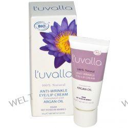 L'uvalla Certified Organic, Anti-Wrinkle, Eye / Lip Cream, 0.7 oz (20 g)