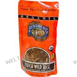 Lundberg, Quick Wild Rice, 8 oz (227 g)