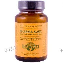 Herb Pharm, Pharma Kava, 60 Veggie Caps