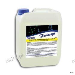 Forlusept PD 513 - preparat do dezynfekcji i mycia wszelkich powierzchni zmywalnych 5 L