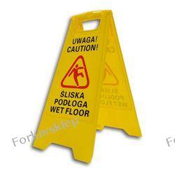 FORLUX ECTO  Tablica ostrzegawcza - Śliska podłoga