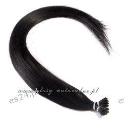 Pasemka włosy 100% Naturalne Remy 53cm