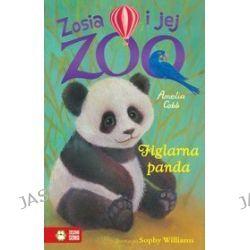 Zosia i jej zoo. Figlarna panda - Amelia Cobb