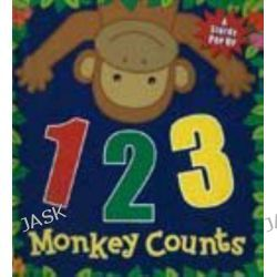 1-2-3 Monkey Counts Pop-up Book by Smart Ink, 9781742112183. Po angielsku