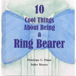 10 Cool Things About Being a Ring Bearer by Penny Paine, 9780970794420. Po angielsku