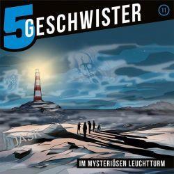 Hörbuch: 5 Geschwister-Folge 11  von Tobias Schier,Tobias Schuffenhauer