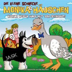 Hörbuch: 42: Warum wedeln Hunde mit dem Schwanz?  von Kati Naumann
