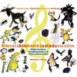 Hörbuch: Anger-Schmidt, G: Simsalabim Bamba/CD  von Gerda Anger-Schmidt,Susanna Heilmayr