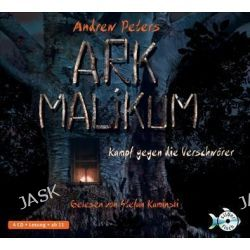 Hörbuch: Ark Malikum - Kampf gegen die Verschwörer  von Andrew Peters