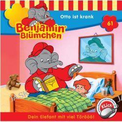 Hörbuch: Benjamin Blümchen 61: Otto ist krank  von Elfie Donnelly