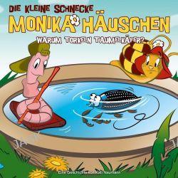 Hörbuch: Die kleine Schnecke Monika Häuschen 38: Warum torkeln Taumelkäfer?  von Kati Naumann