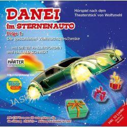 Hörbuch: DANEI im Sternenauto Folge 1: Die gestohlenen Weihnachtsgeschenke  von Wolfsmehl