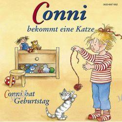 Hörbuch: Conni bekommt eine Katze / Conni hat Geburtstag. CD  von Liane Schneider