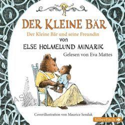 Hörbuch: Der Kleine Bär / Der Kleine Bär und seine Freundin  von Else Holmelund Minarik