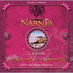 Hörbuch: Die Chroniken von Narnia 05. Die Reise auf der Morgenröte  von Clive St. Lewis