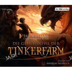 Hörbuch: Die Geheimnisse der Tinkerfarm  von Tad Williams,Deborah Beale