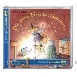 Hörbuch: Die kleine Hexe hat Geburtstag  von Lieve Baeten