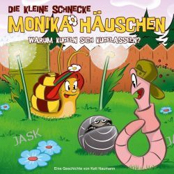 Hörbuch: Die kleine Schnecke Monika Häuschen 30. Warum kugeln sich Kugelasseln?  von Kati Naumann