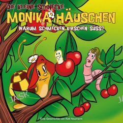 Hörbuch: Die kleine Schnecke Monika Häuschen 29. Warum schmecken Kirschen süß?  von Kati Naumann