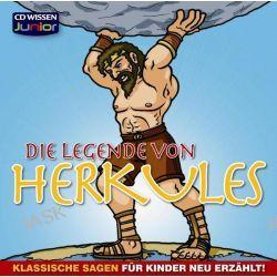 Hörbuch: Die Legende von Herkules - Klassische Sagen für Kinder neu erzählt  von Frank Engelhardt