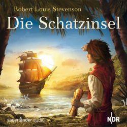 Hörbuch: Die Schatzinsel  von Robert Louis Stevenson