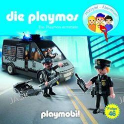 Hörbuch: Die Playmos 46. Die Playmos ermitteln