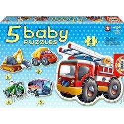 Educa - Baby puzzle - Pojazdy