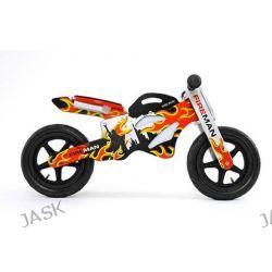 Milly Mally - Rowerek biegowy GTX Fireman