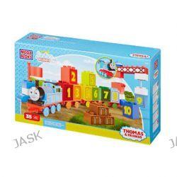 Mega Bloks Tomek i Przyjaciele. Uczący pociąg 123 (35 klocków)