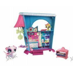 Littlest Pet Shop - Wygodny Domek, zestaw z psem