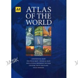 AA : Atlas of the World by Automobile Association, 9780749561185.