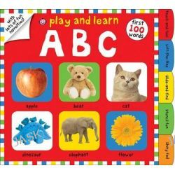 ABC, Play and Learn by Roger Priddy, 9781849159289.