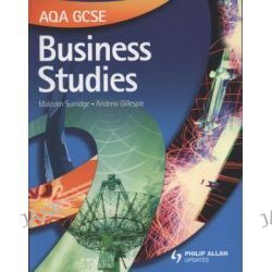AQA GCSE Business Studies Textbook by Andrew Gillespie, 9781844894147.