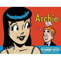 Archie, Swingin' Sixties - The Complete Daily Newspaper Comics (1963-1965) by Bob Montana, 9781613779729.