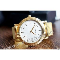 Zegarek Złota bransoleta Klasyk Biżuteria i Zegarki