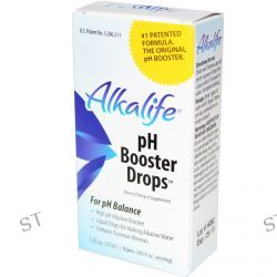 Alkalife, pH Booster Drops, 1.25 oz (37 ml)
