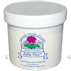 Ayush Herbs Inc., Amla Plex, 12 oz (340 g)