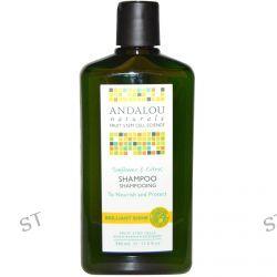 Andalou Naturals, Shampoo, Sunflower & Citrus, 11.5  fl oz (340 ml)